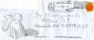Octo Envelope
