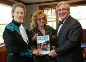 Temple Grandin, Sy Montgomery & Dr. James Birge