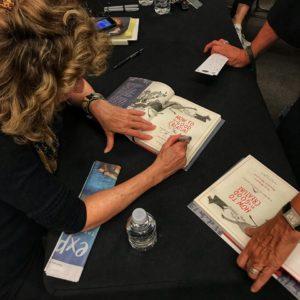 How to be a Good Creature signing