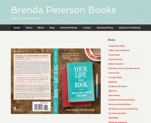 Brenda Peterson Books
