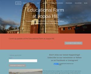 The Educational Farm at Joppa Hill