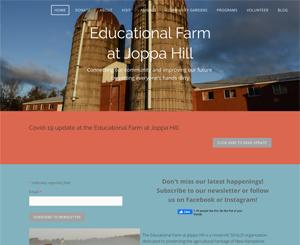 The Educational Farm at Joppa Hill